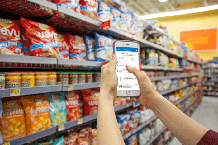 Supermarket App Development