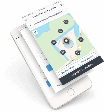 Delivery App Solution