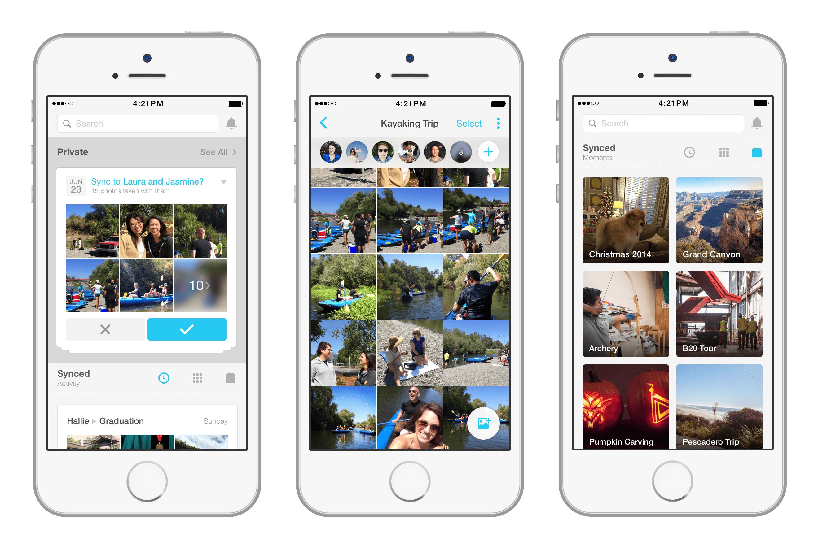 photo and video app development