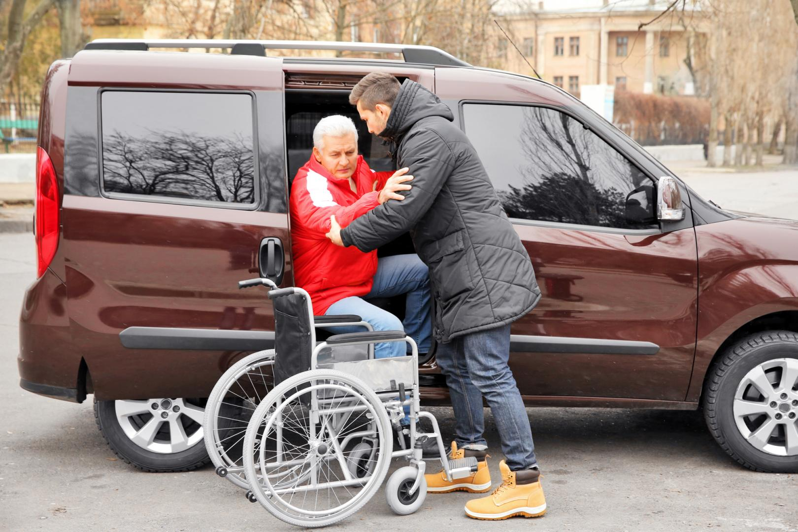 Build an App Like Uber for Handicapped People