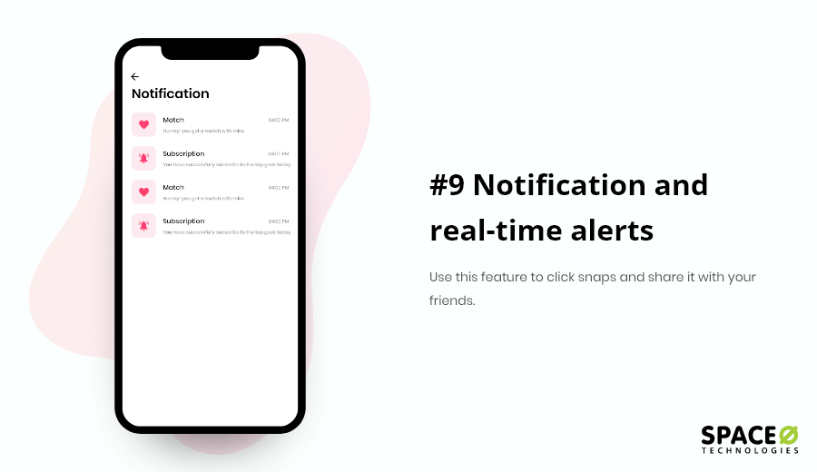 Notifications and Real-time Alerts