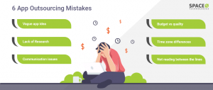 App Outsourcing Mistakes