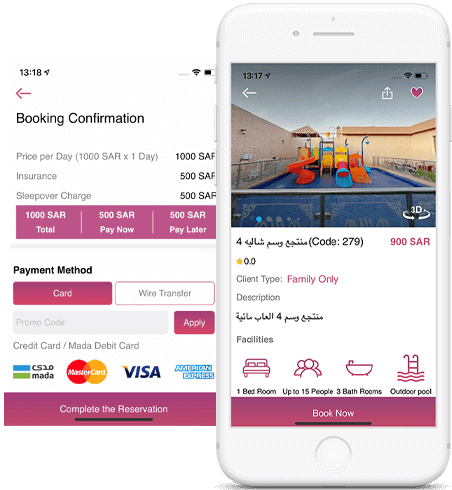 Airbnb like app, Create Airbnb like App For Your Property Rental Business