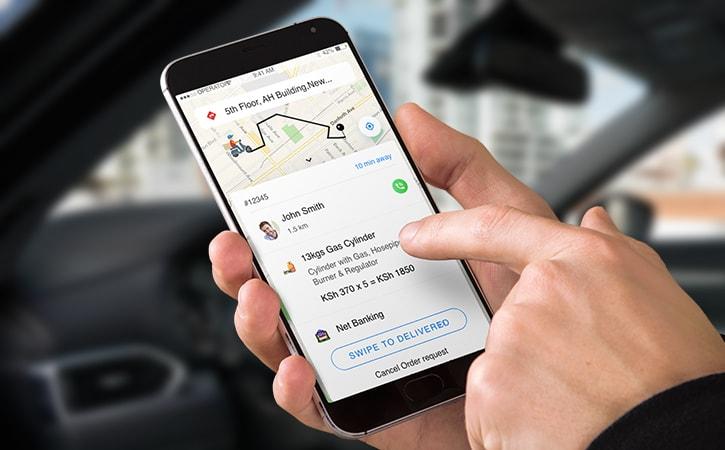 app like Uber