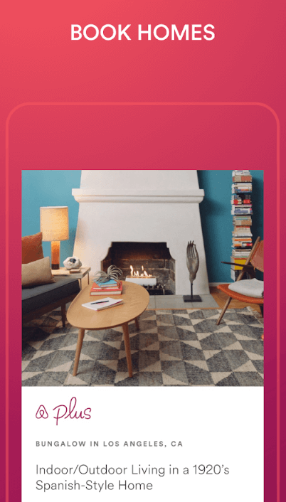 Develop App Like Airbnb