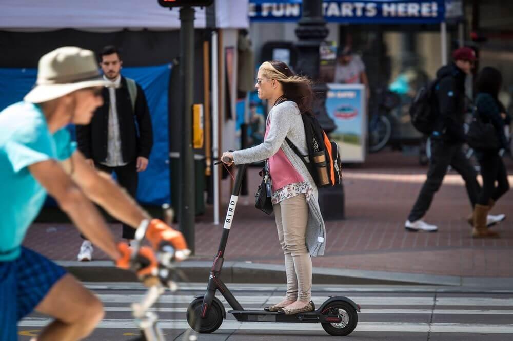 scooter rental app