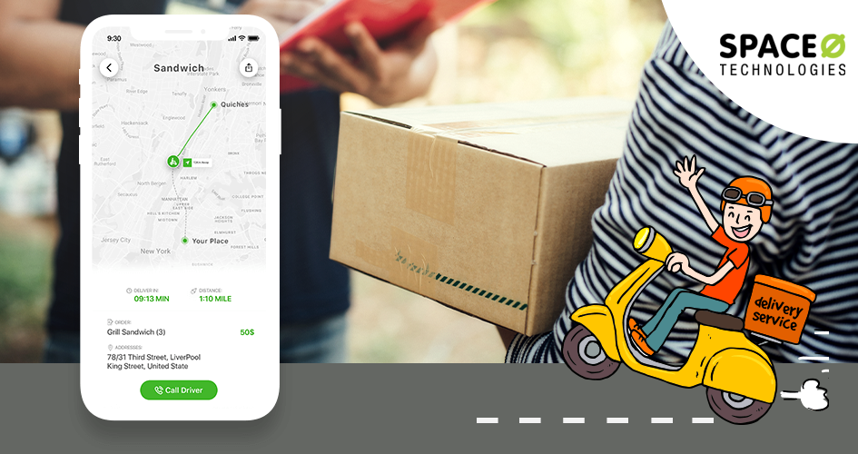on demand delivery app, How to Make On Demand Delivery App for Your Business [Simple and Complete Guide]
