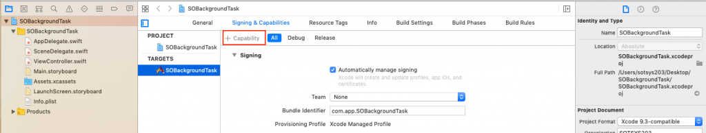 How to Update App Content With Background Tasks Using The