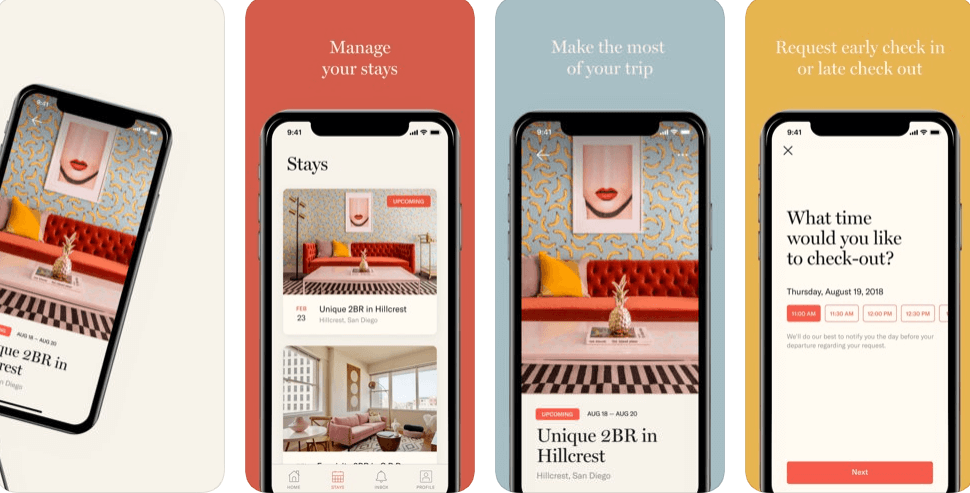 alternative to Airbnb