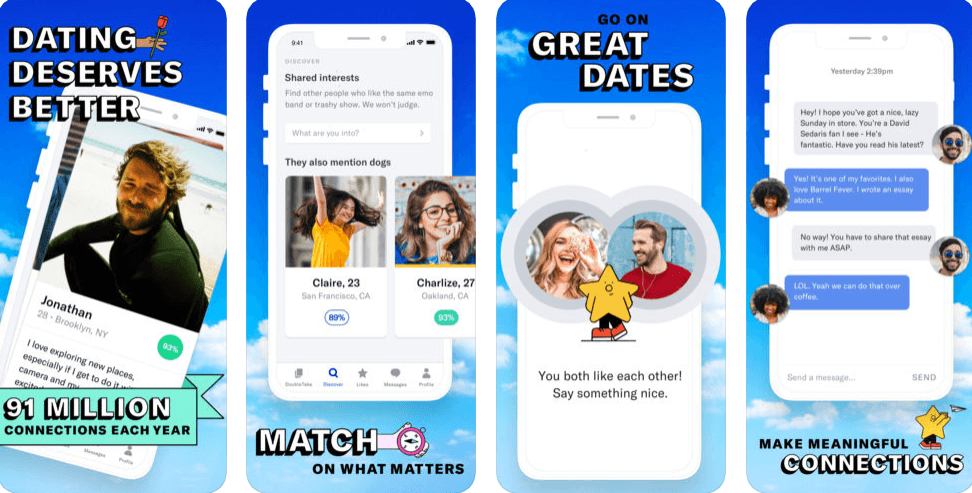 Online Dating Top Dating App in 2019