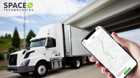 Uber for trucking app