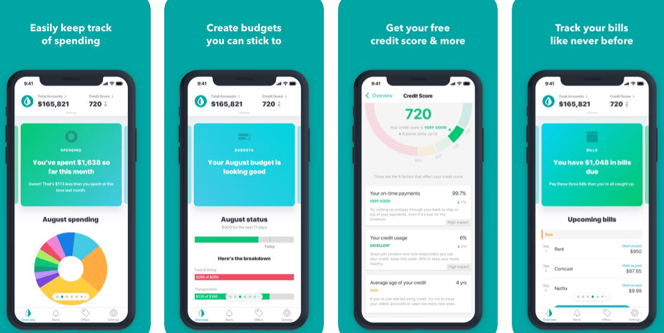 Best Mobile Banking App 2020 - mint