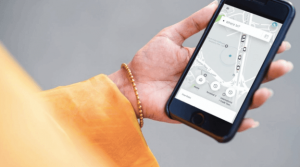 Ride Sharing App like Uber