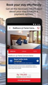 hotel app development