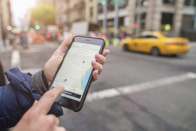 uber for riders feature