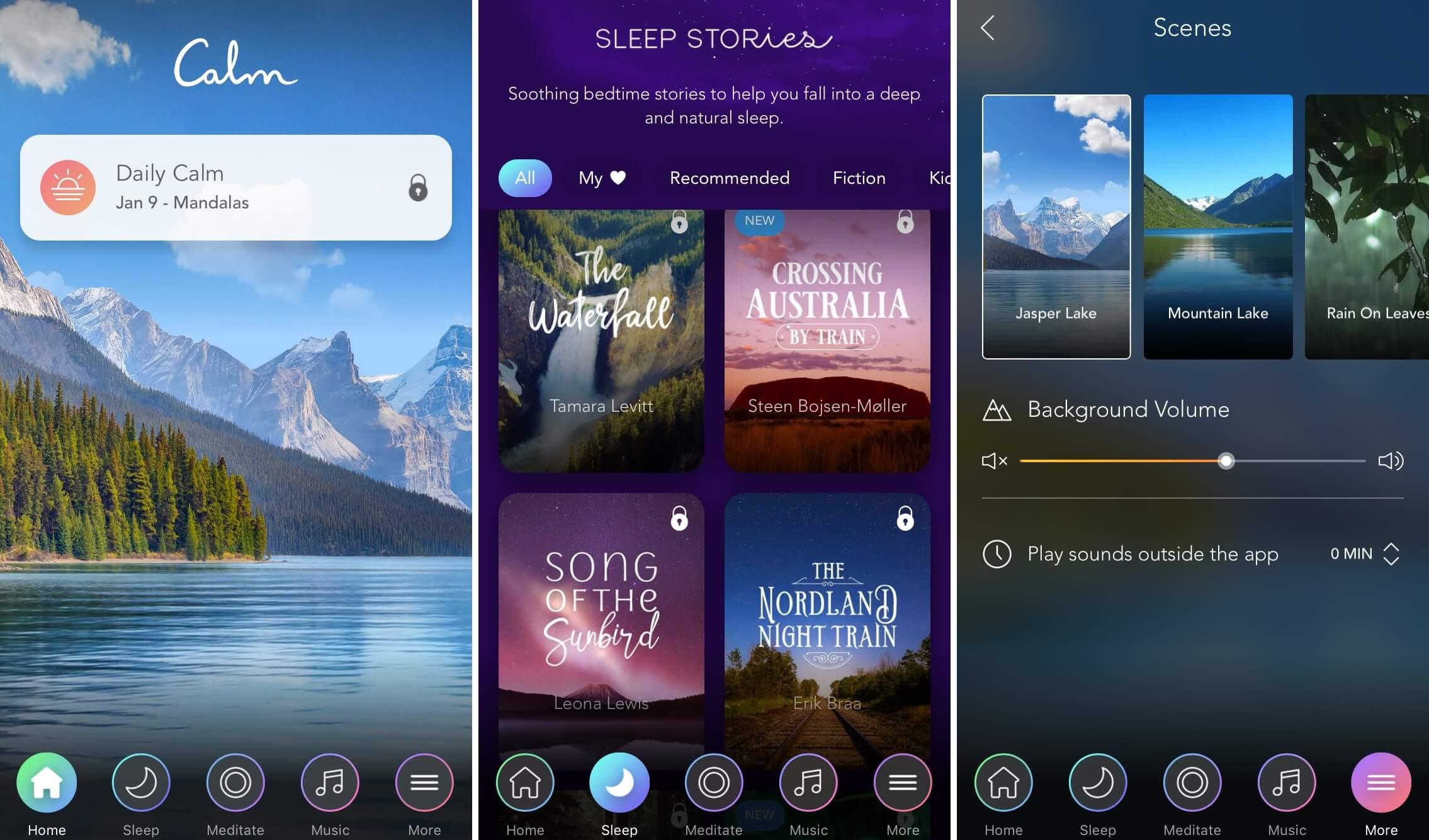 top meditation app