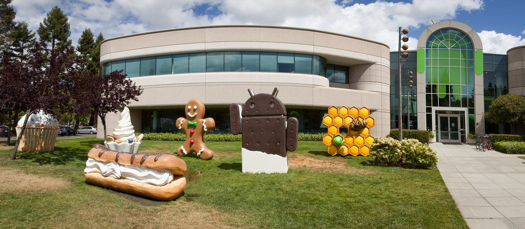Good bye Android sweets