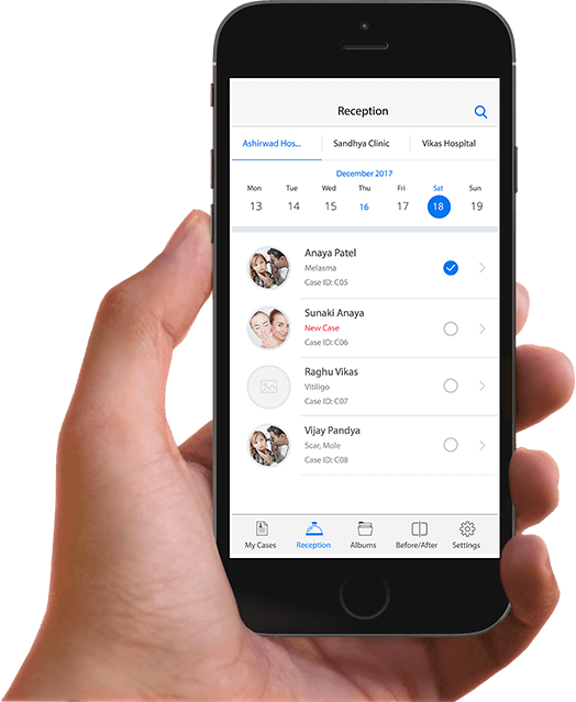 Electronic Medical Record App