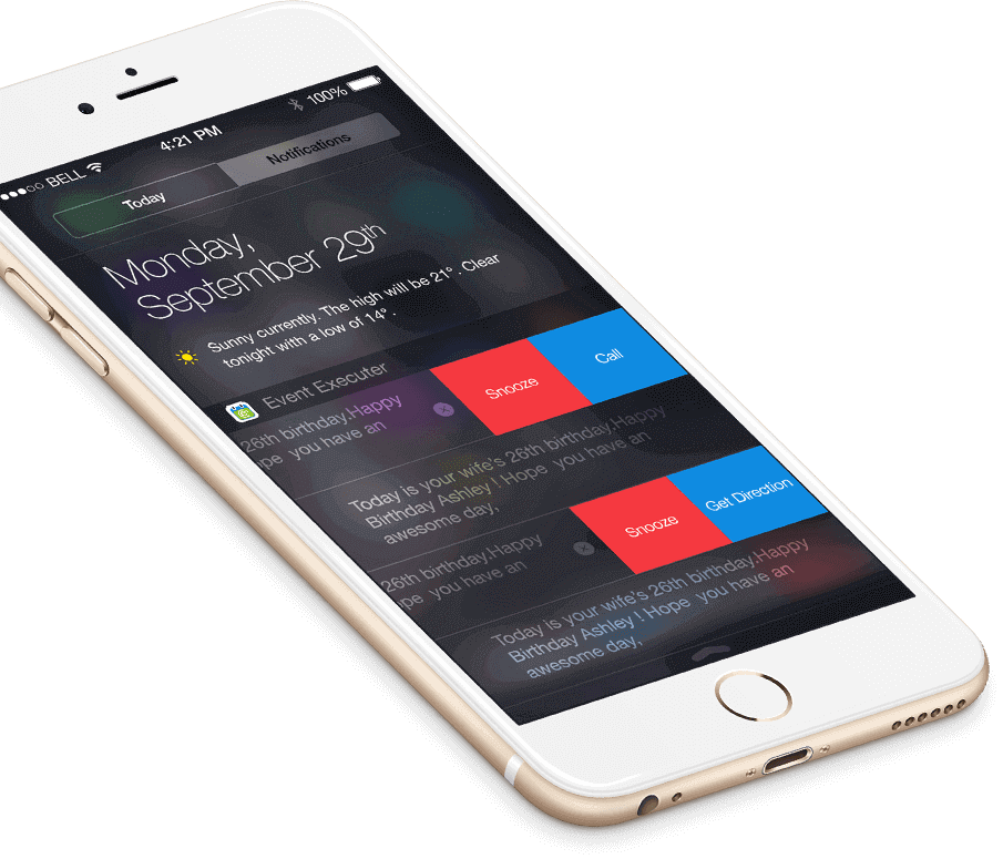 wedding planning app development