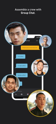 gay dating app development, Want to Make Dating App Like Grindr? Don't Overlook These 5 Features From Our Dating App Consultant Who Guided to Develop Over 40 Dating Apps