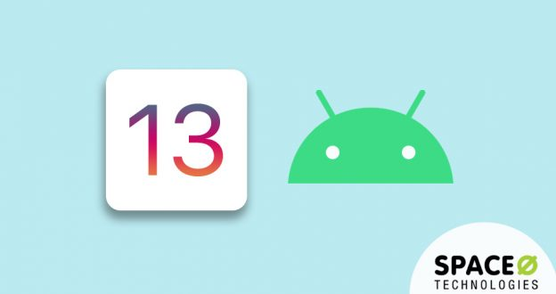 Android 10 vs. iOS 13