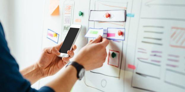 mobile app design tools