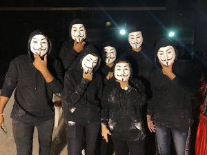 Anonymous Theme