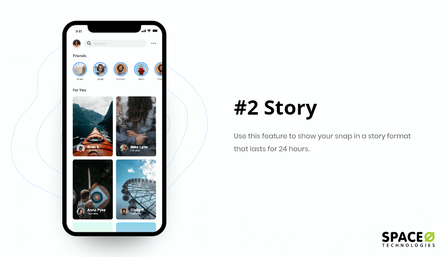 Story Feature