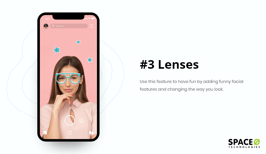 Lenses Feature