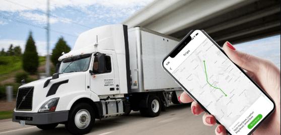 Uber freight app development