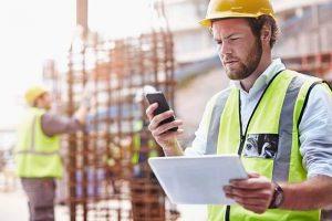 construction app development