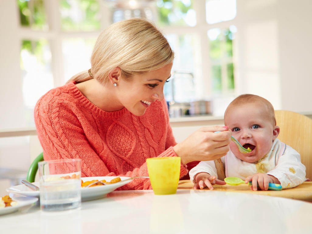 baby meal planner app development