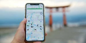 carpool app development
