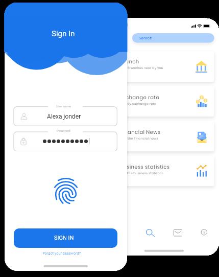 B2B Mobile App