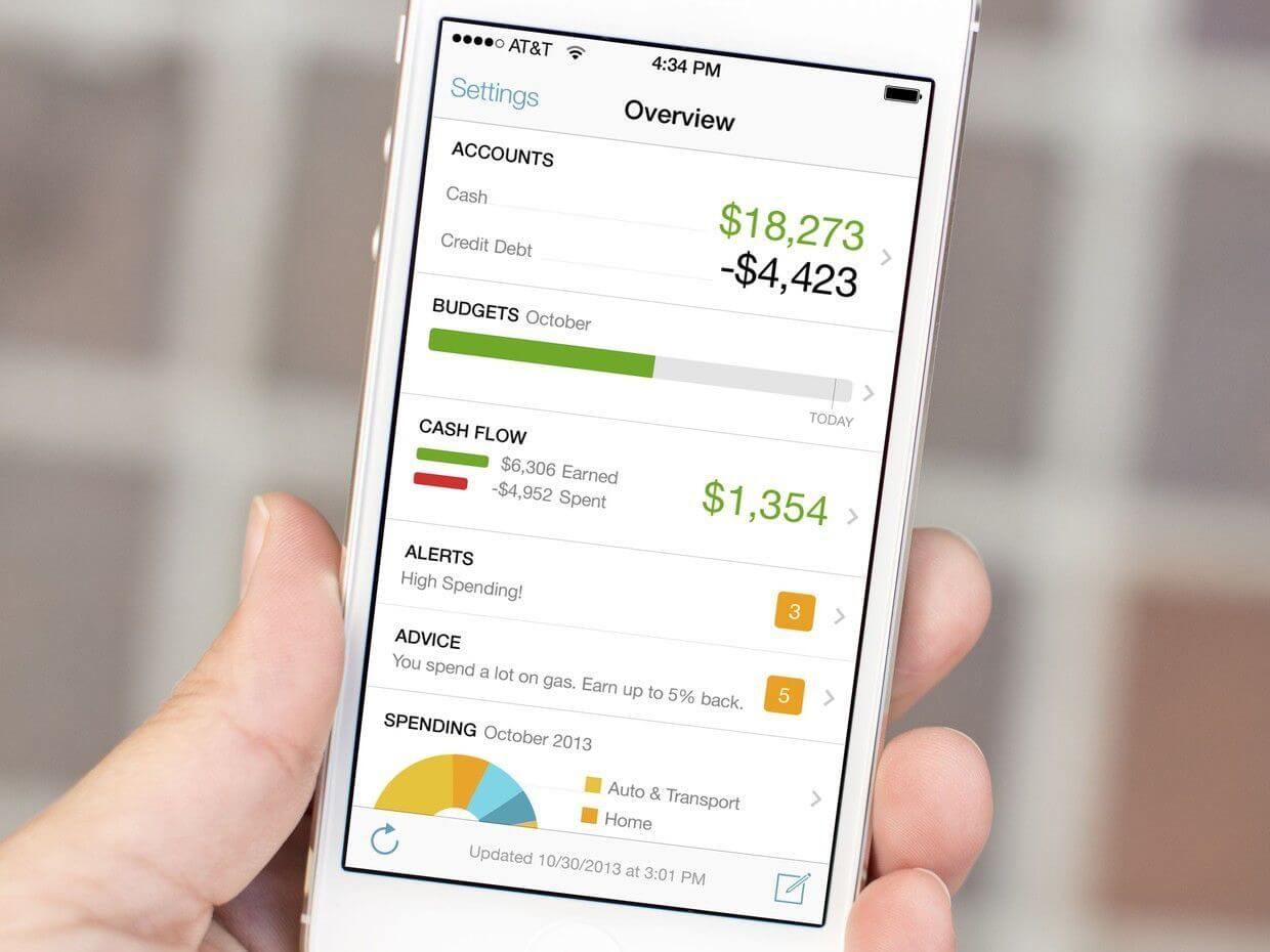 finance app ideas