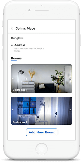 Reposit App Add New Property