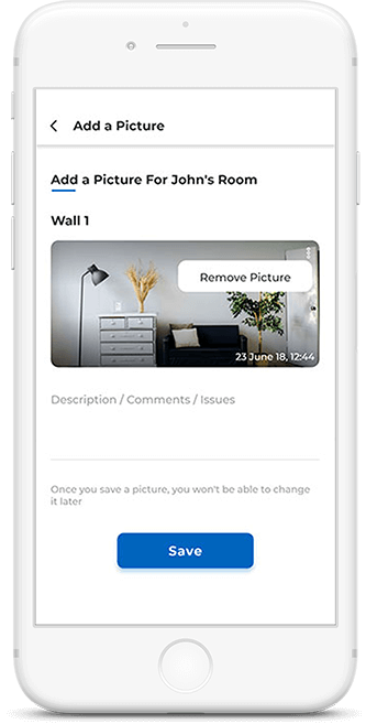 Reposit App Rental Information