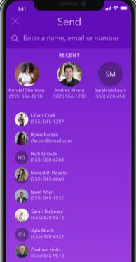 develop peer to peer payment app