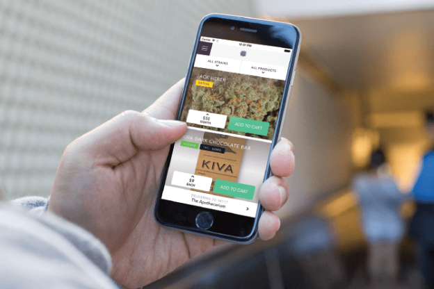 marijuana apps like leafly, 2020's Top 5 Marijuana Apps Like Leafly