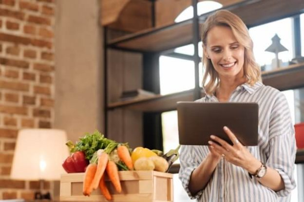 develop grocery delivery app