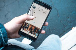 create an app like instagram