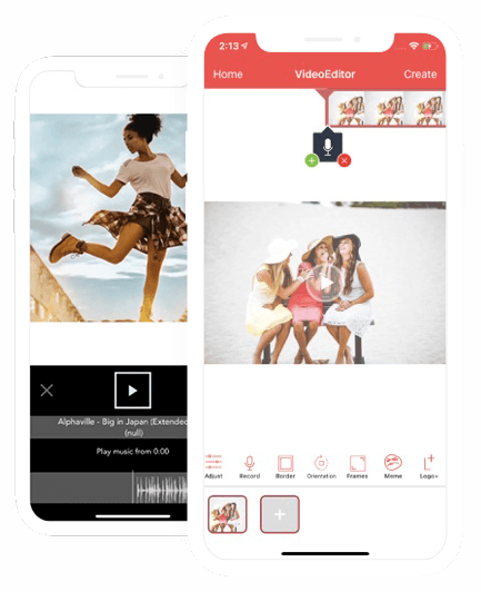 Video Editor SDK, Get Fully Functional Video Editor SDK For Your iOS App