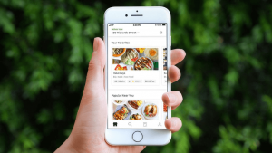 develop food delivery app
