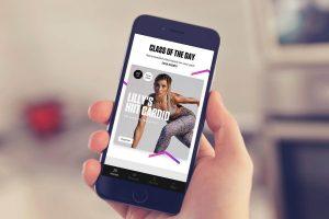 fitness app development