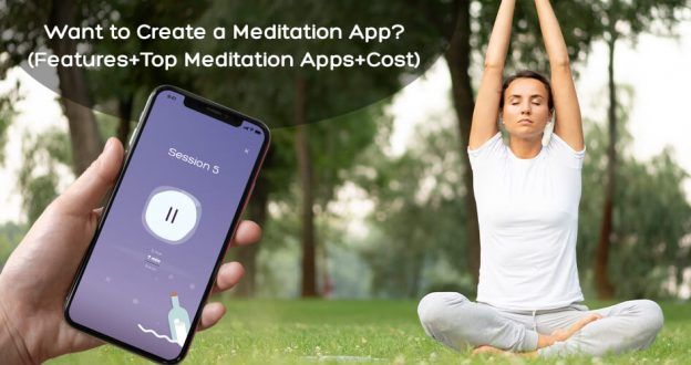 create your own meditation app