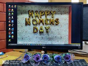 womens day PC wallpaper