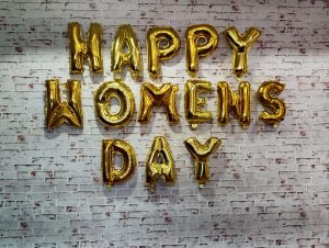 womens day banner