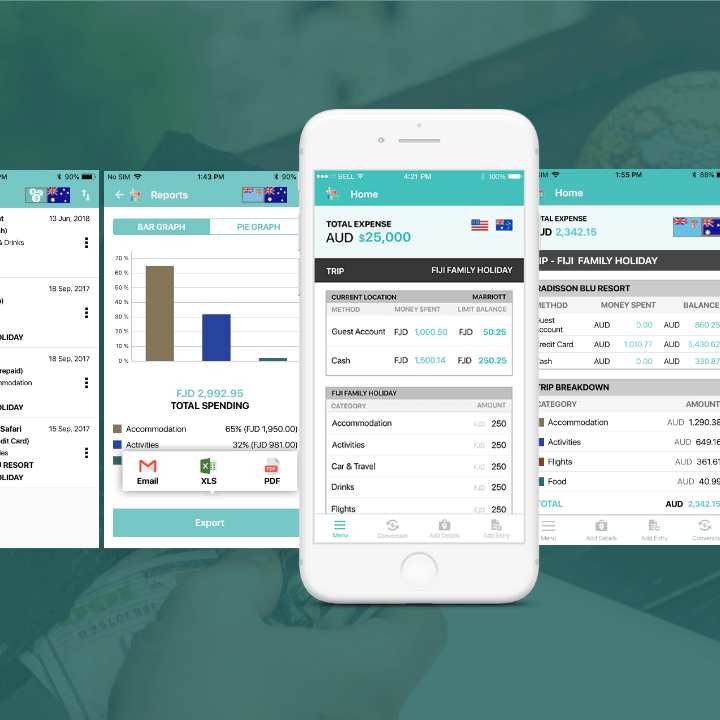 An Expense Tracker App