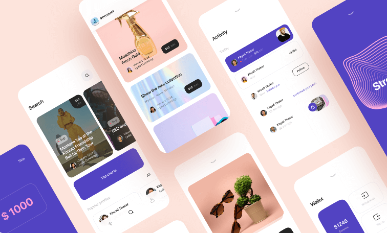 Cuberto on Dribbble
