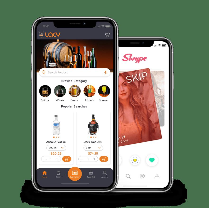 Hire Iphone app